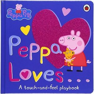 Peppa Loves A Touch