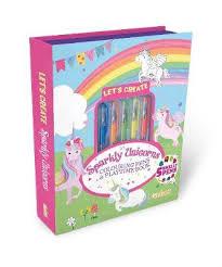 Lets Create Sparkly Unicorns